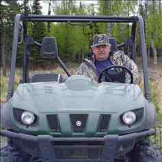 Ed Gaethle @ Mossy Oak Properties of Alaska - Soldotna