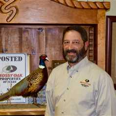 Steve Baxter @ Mossy Oak Properties of Texas - Headquarter's Division