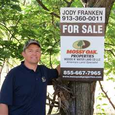 Jody Franken @ Mossy Oak Properties of the Heartland Woods N' Water Land Co