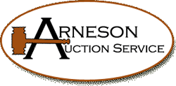 Lonnie Arneson @ Arneson-Piroutek Auction Service