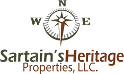 Parker Sartain @ Sartain's Heritage Properties