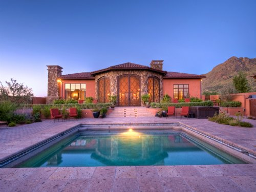 Magnificent South Mill Ranch : Tubac : Santa Cruz County : Arizona