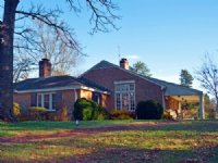 Spacious Mars Hall : Gordonsville : Orange County : Virginia