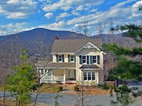 Home Near 151 Wine & Brew Trail : Nellysford : Nelson County : Virginia