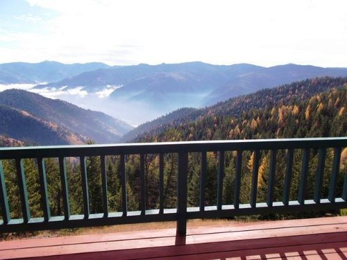 Off-Grid Living : Paradise : Sanders County : Montana
