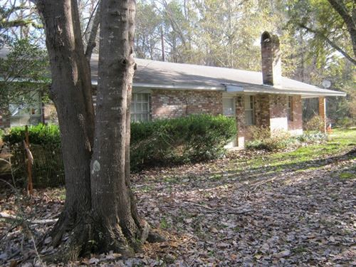 1625 Burt Jordan Rd. McCall Creek : McCall Creek : Franklin County : Mississippi
