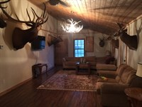 Deer Hunting With Camp For Sale : Cloutierville : Natchitoches Parish : Louisiana
