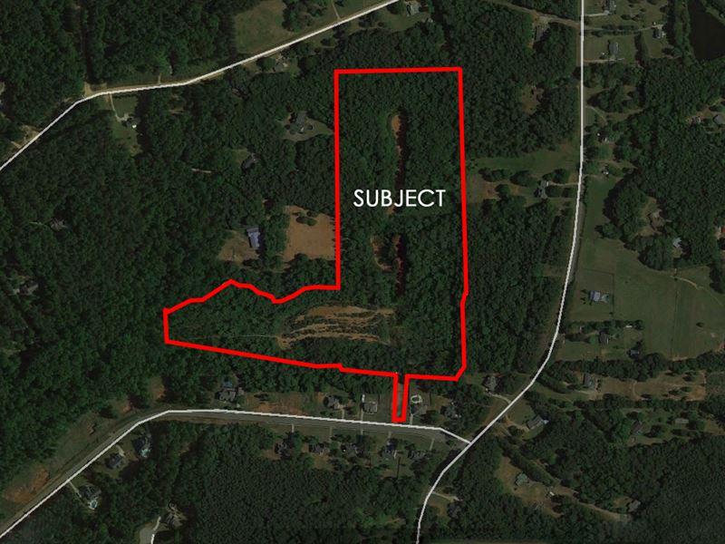 Reduced Belford Estates : Jackson : Henry County : Georgia