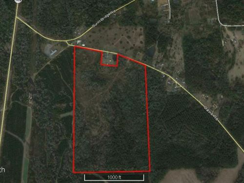 Residential Recreational Land For : Hattiesburg : Lamar County : Mississippi