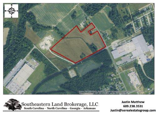26.32 Acres : Dillon : South Carolina