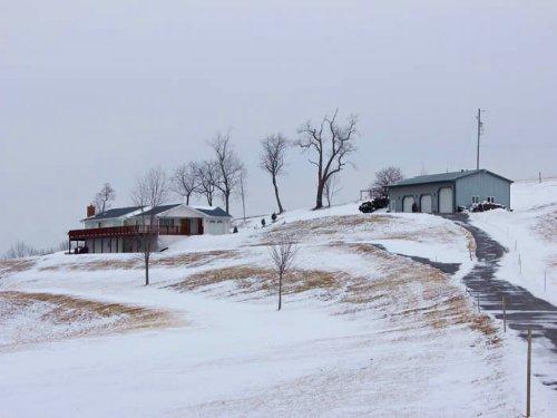 40 Acres, Custom Home : Millville : Columbia County : Pennsylvania