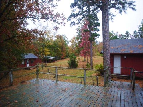 Cabin, Barn, Guest Cabin, Acreage : Edgemont : Cleburne County : Arkansas