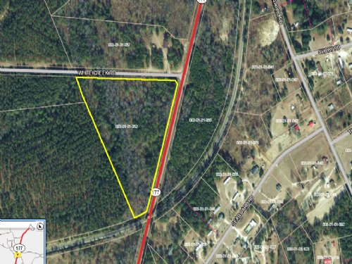 $24,905 - White Church Creek Road, : Wallace : Marlboro County : South Carolina