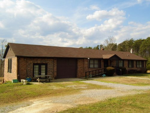Open Spaces : Meherrin : Prince Edward County : Virginia