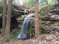 290.9+/- Acres With 6 Waterfalls : Whitwell : Marion County : Tennessee