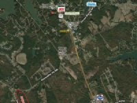 54.3 Acre Development Tract : Milledgeville : Baldwin County : Georgia