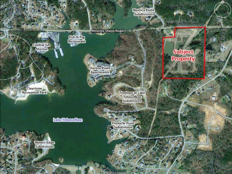 Cypress Lake Subdivision : Macon : Bibb County : Georgia