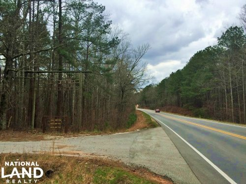 Timber/Recreational Homesite With : Tallapoosa : Haralson County : Georgia