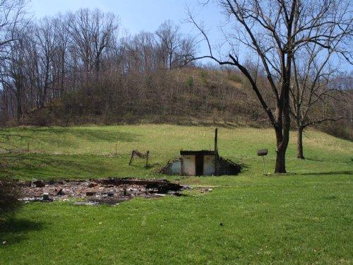 A Farmer's Dream : Nebo : Clay County : West Virginia