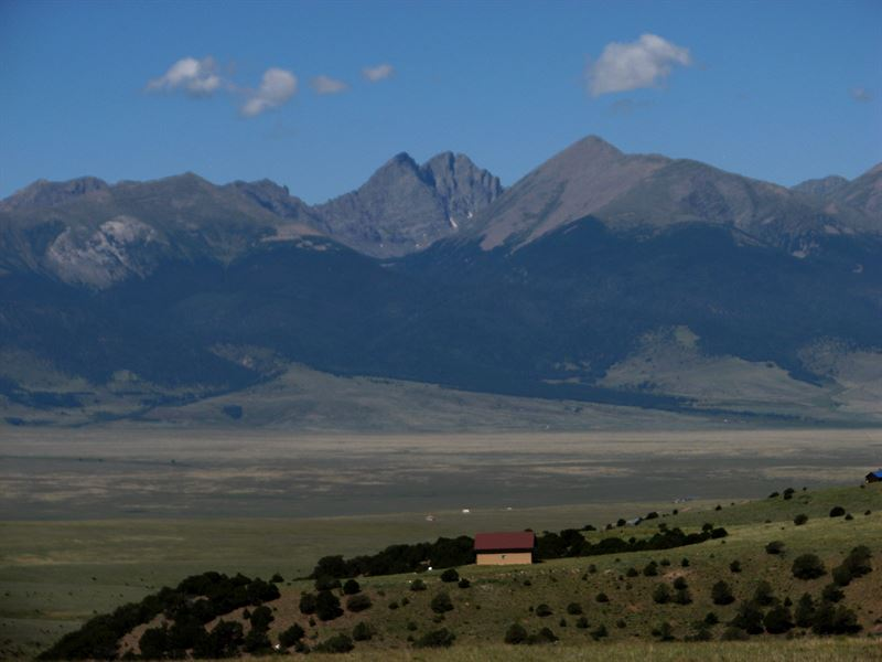 Cinema Ranch Ranch For Sale Westcliffe Custer County