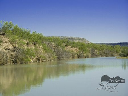 Pecos River Ranch : Ozona : Crockett County : Texas
