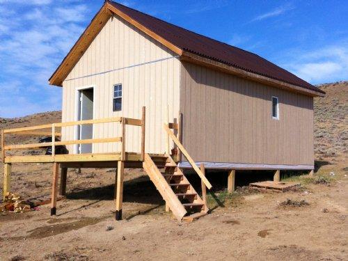 Natrona County Hunting Camp : Casper : Natrona County : Wyoming