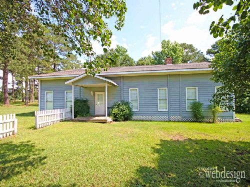 Beautiful Farm House On 15+ Acres : Elko : Houston County : Georgia