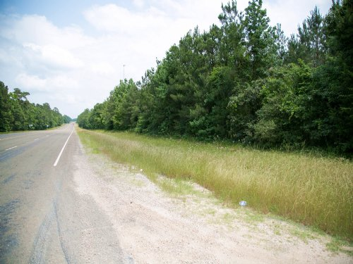 104 Ac Us 190 And Hunters Hill Rd. : Oakhurst : San Jacinto County : Texas