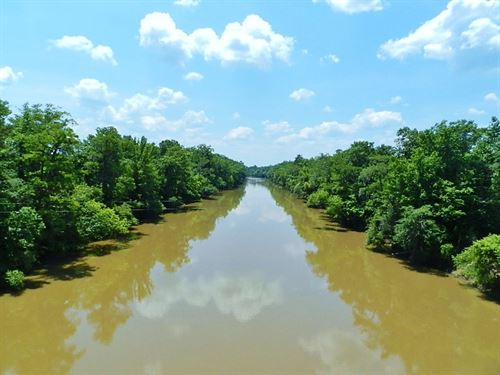 Balls Ferry River Retreat : Tennille : Washington County : Georgia