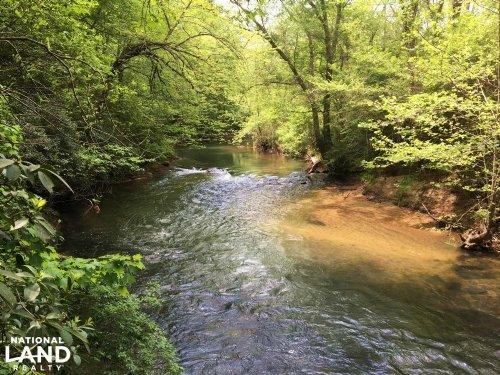 Chauga River Timberland : Westminster : Oconee County : South Carolina