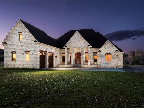 Long Canyon Ranch : Harrisburg : Banner County : Nebraska
