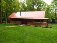 Log Home / Small Farm Near Rockwood