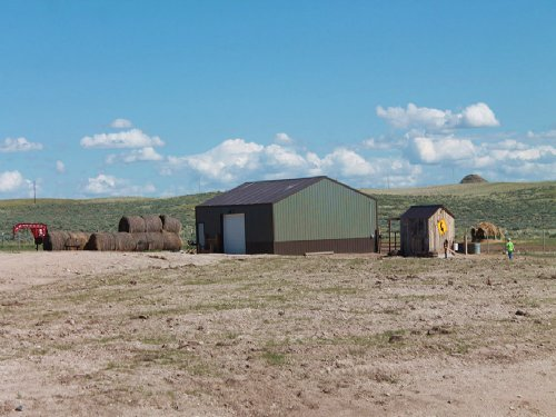 Windy Ridge Acreage : Douglas : Converse County : Wyoming