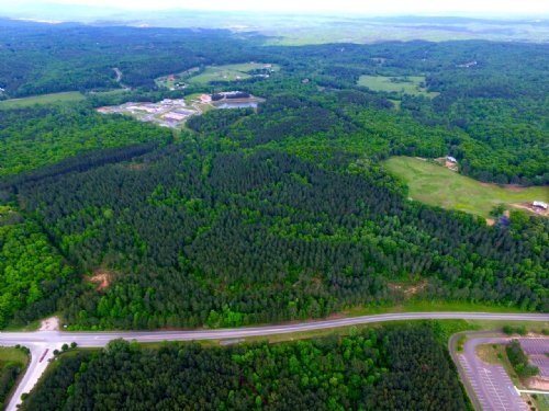 East Cherokee Drive Land : Ball Ground : Cherokee County : Georgia