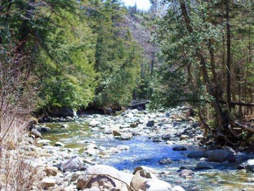 70.80 Acre Pleasant Ridge Ranch : New Portland : Somerset County : Maine