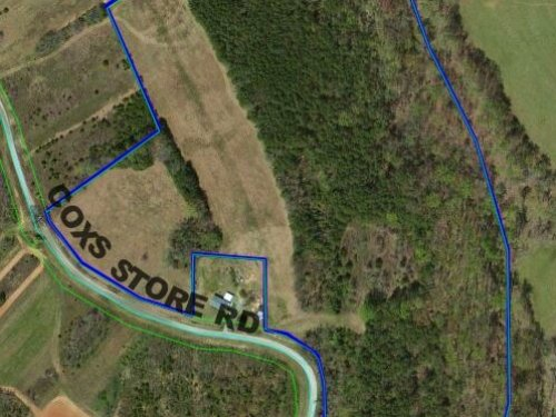 31 + Acres : Chatham : Pittsylvania County : Virginia