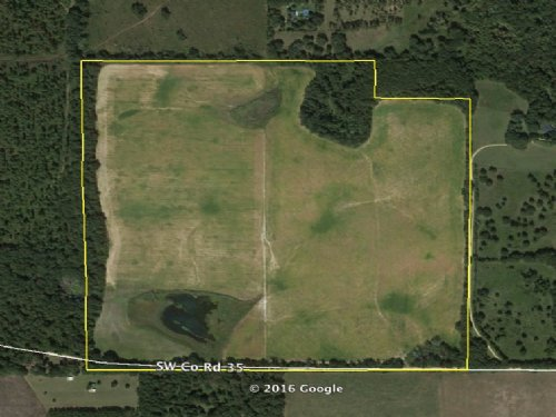 160 Acres Agricultural / Homesite : Madison : Florida