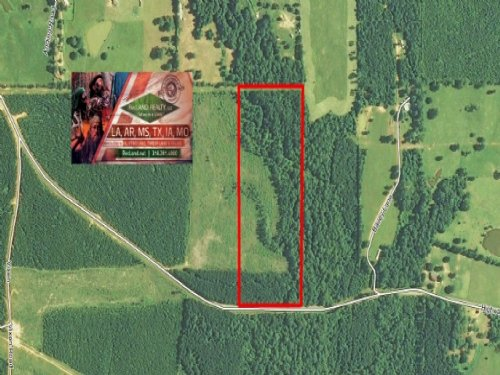 24.3 Ac - Nice Rural Home Site Trac : Vixen : Caldwell Parish : Louisiana