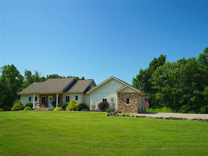 McGur Road - 171 Acres : Guysville : Athens County : Ohio