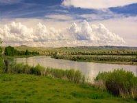 Marton Ranch : Alcova : Natrona County : Wyoming