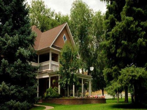 Tari Horse Farm : New Castle : Garfield County : Colorado