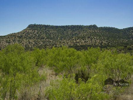 Pecos River Ranch Lot #4 : Ozona : Crockett County : Texas