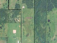 50 M/L Acres With Nice Home : Hulbert : Cherokee County : Oklahoma