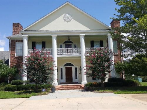 Equestrian Estate For Sale Madison : Flora : Madison County : Mississippi