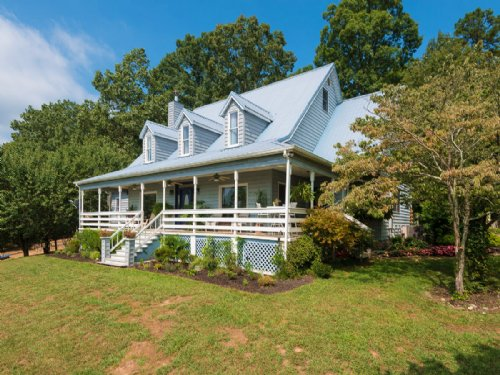 40 Acre Farm With A View : Whitesburg : Hawkins County : Tennessee