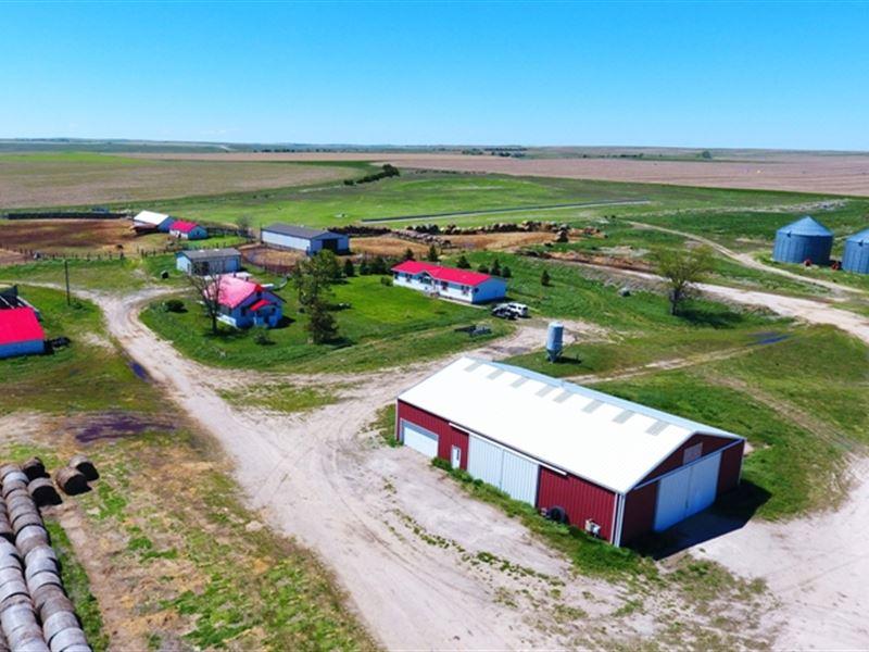 Gardner Farm & Ranch : Alliance : Box Butte County : Nebraska