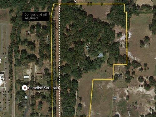 Residential Land On Gilliam Road : Orlando : Orange County : Florida