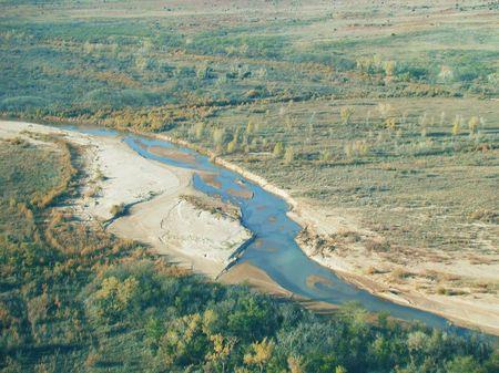 Majestic Choctaw Ridge Ranch : Medicine Mound : Hardeman County : Texas