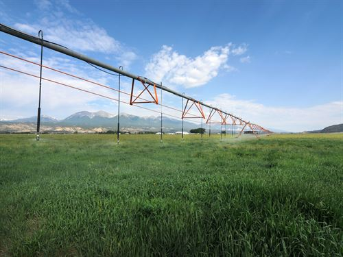 236333/236002 71+ Acres With Water : Salida : Chaffee County : Colorado