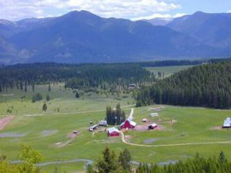 A Fabulous Horse Ranch : Thompson Falls : Sanders County : Montana